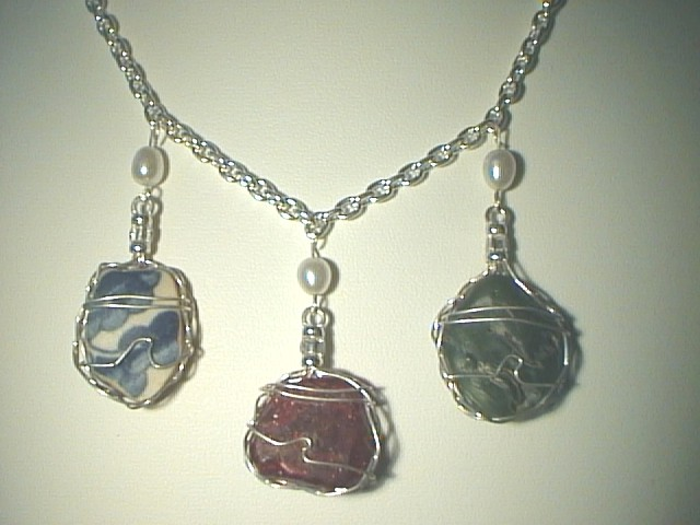 Sea Glass Jewelry Gallery Museum Capt Cass Handcrafted Genuine