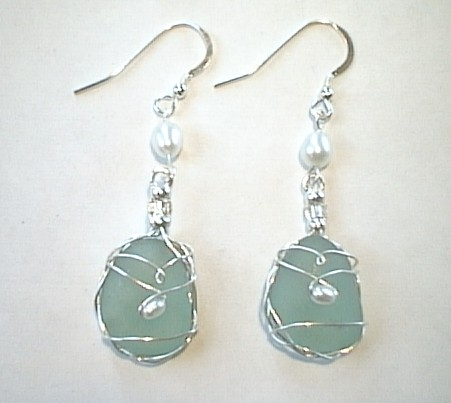 Sea glass jewelry gallery museum capt cass handcrafted sea glass jewelry gallery museum capt cass handcrafted genuine seaglass jewelry aloadofball